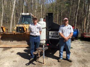 Burton Township Roads Department